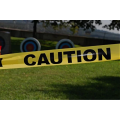 PE Barricade Warning Tape