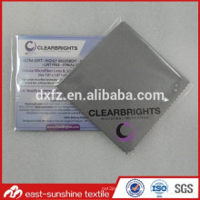 microfiber eyeglasses cloth ,eyeglasses cleaner cloth,promotional logo printed microfiber cleaner cloth