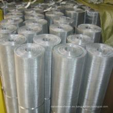 302/304/316 / 316L Acero inoxidable tejido malla de alambre (ADS)