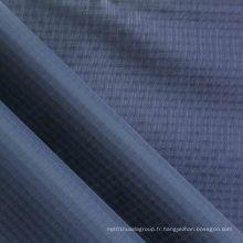 Fil imperméable à quadruple fil Ripstop Diamond Oxford en nylon avec PU