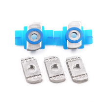 Factory High quality square Cage nut Clip nut zinc stainless steel carbon steel