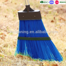 low price plastic sweeping broom, yard brushes