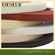Holz veredeltes Kantenband mit hochglänzendem