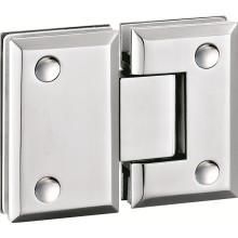 Hardware Porta-charneira de vidro para banheiro