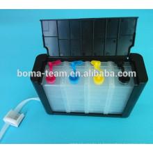 Melhor venda para HP564 sistema de tinta contínua suppy para hp photsmart 7510 5510 5515 6510 b109