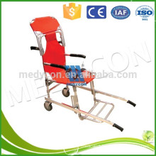 foldable ambulance stretcher,Aluminum Alloy Stair Stretcher with Armrest