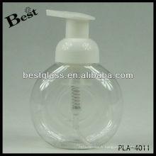30/50/60/80/100/120/150/200/250/350 / 500ml, bouteille en plastique vide, pet / pp bouteille en plastique vide, bouteille en plastique vide de pompe de mousse
