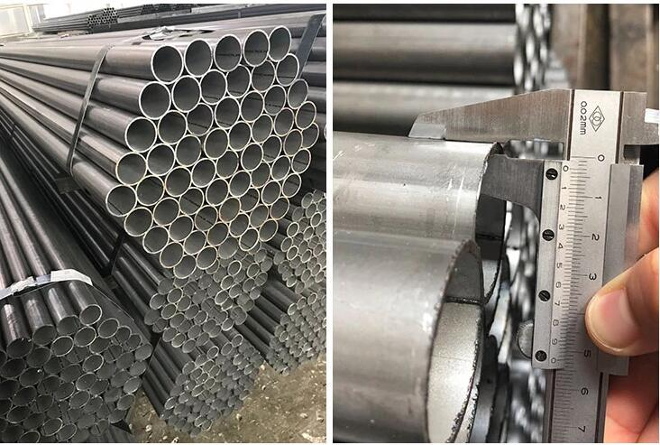 Round Welded Steel Pipe