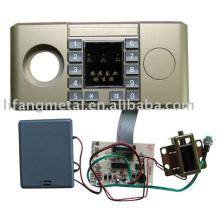 Home safe Electronic Panel