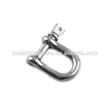 Fashion High Quality Metal 10mm D Stainless Steel Shackle