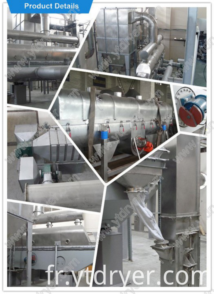 Vibrating Fluidized Bed Drying