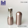 12.1MM Metalized Cosmetic Empty Lipstick Tube