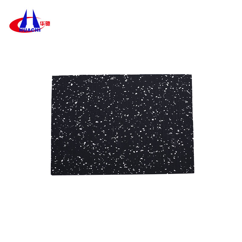 8mm Gym Rubber Flooring