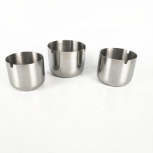 singapore style cheap stainless steel ashtray ash holder