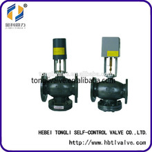 Jinketongli electric control valve for Petroleum metallurgy