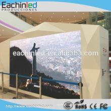 P4 SMD LED Videowand-Wanddesign führte Innenhintergrund Videowandpreis