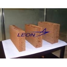 inorganic evaporative cooling pad ,Evaporative cooling media with flame retardant advantage