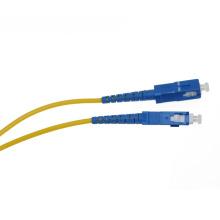 Fallo de la fibra óptica del cable del remiendo 10G
