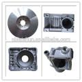 Carcasa del motor fundición a presión de aluminio ADC12, A383, A380, Alsi12