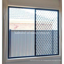 Residential Grade Security Grille Fenster