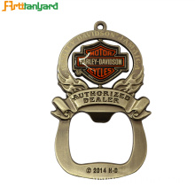 Custom Bottle Opener Keychain For Sale