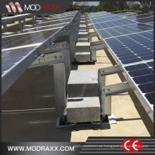 Bastidores montados en tierra del panel solar del precio de fábrica (SY0379)