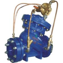 Válvula La válvula de control de flujo de la válvula (GL715X)