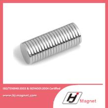 Неодимовый магнит диск для промышленности