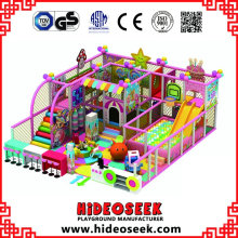 Ce Standard Happy Indoor Play Park para niños