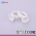 Permanent make up pigment ring holders
