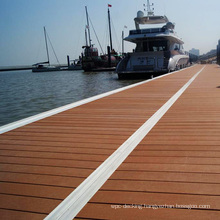 wpc non slip dock floating decking