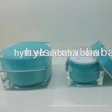 Lindos frascos cosméticos ecológicos