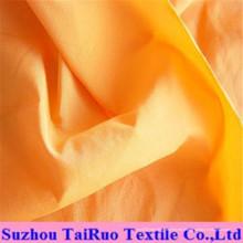 Poliéster Pongee de impermeable adecuado para chaquetas y abrigo