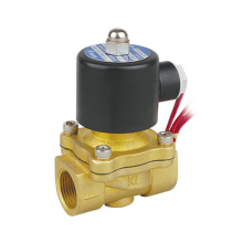 2/2 Way 2W200-20 DC12V Direct Acting Air Water Solenoid Valve