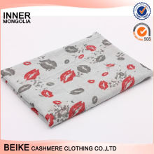 New Arrival OEM design soft feeling cotton scarf in many style