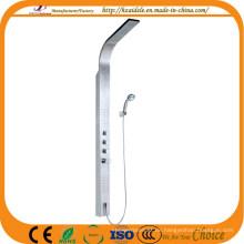 Duschpaneel aus Stahl mit Thermostathahn (YP-056)