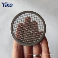 Disco de filtro de venda de fábrica, filtro de disco para máquina de fumar
