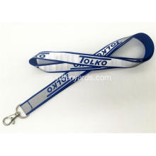 Glow In The Dark Lanyards Custom Logo
