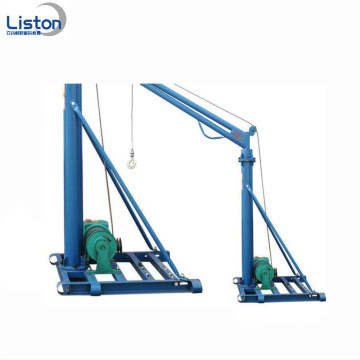 Gru per esterni Mini Construction Lift 800kg 500kg Hoist