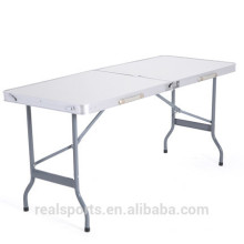Niceway aluminum folding table high quality big lots 8 ft folding table