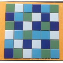 48 * 48mm Schwimmbad Keramik Mosaik