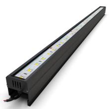Luz linear IP66 RGBW LED impermeável