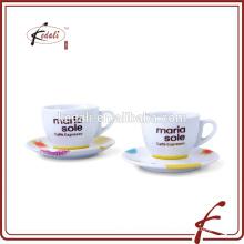 Taza al por mayor del té y sistemas de platillo