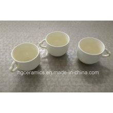 Coffee Mug, Heart Handle Coffee Mug