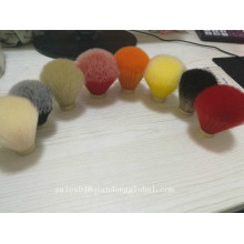 Synthetic Shaving Brush Knot For Sale