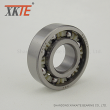 Polyamid 6/6 Cage Bearing For Pit Mining Conveyor Roller