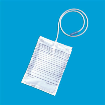 Non-sterile Urine bag without drain valve