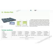 Placa de vibração ultra-sônica