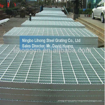 hot dip galvanized ELECTROWELDED GRATING FLOORS