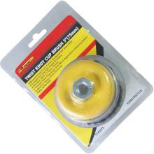 """Nettoyage des outils Twist noeud coupe brosse 3""""(75mm) accessoires"""